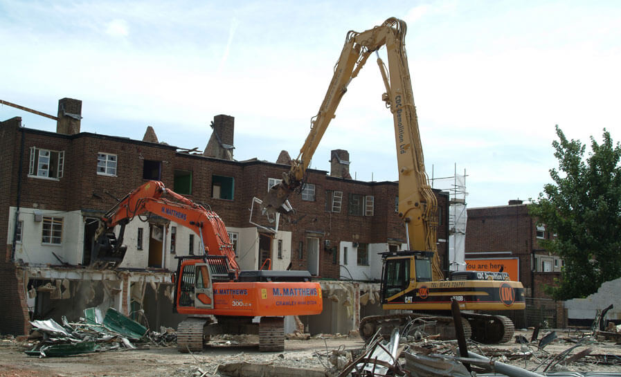 Structural Demolition London