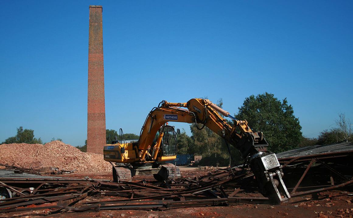 Demolition Surrey