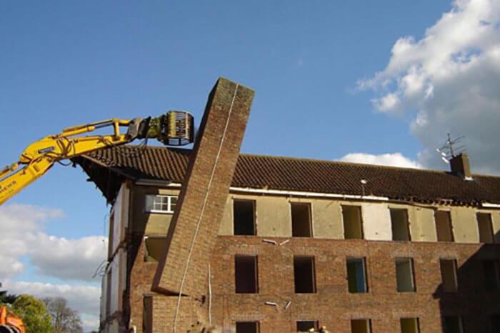 Demolition East Sussex