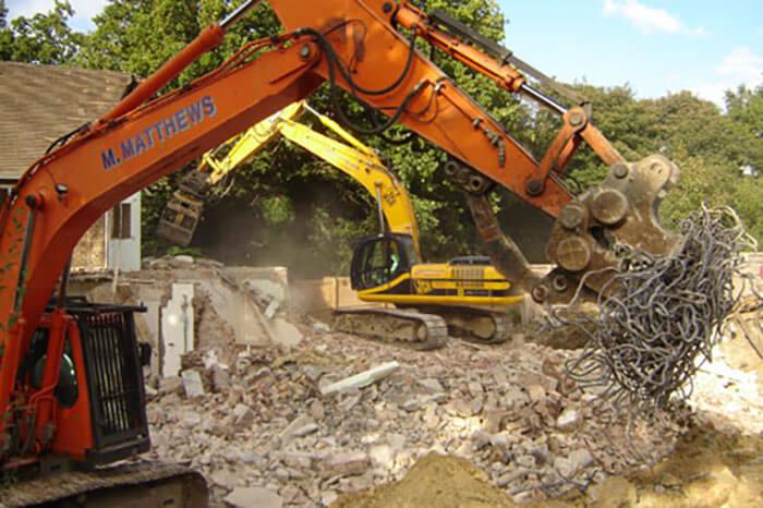 Asbestos Removal West Sussex